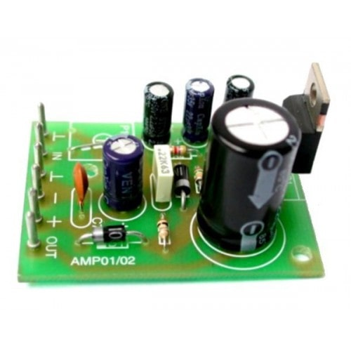 Mit is tartalmaz a profi elektronika kit?