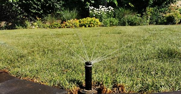 A kerti öntözőrendszer kiépítésének menete